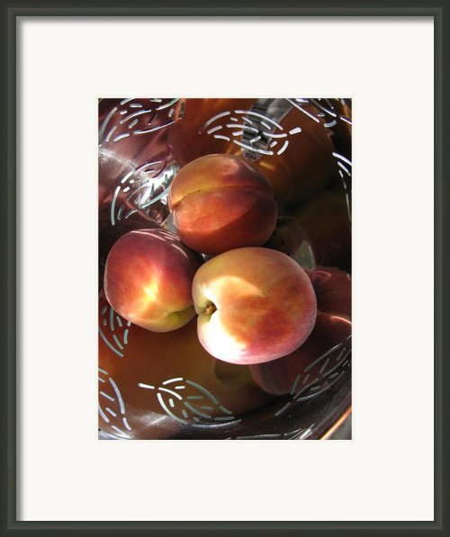 Summertime Fruit Framed Print By Lindie Racz