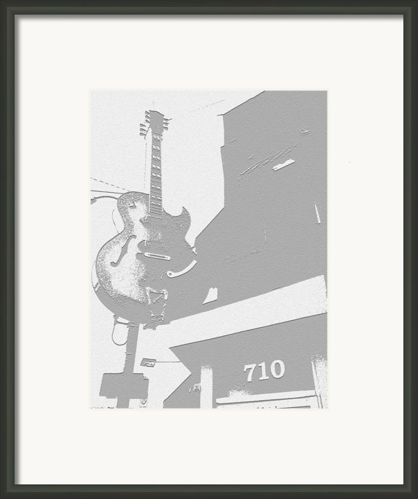 Sun Studios Framed Print By Jame Hayes