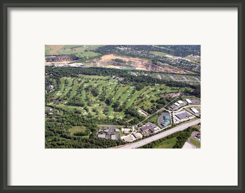 Sunnybrook Golf Club Golf Course Framed Print By Duncan Pearson