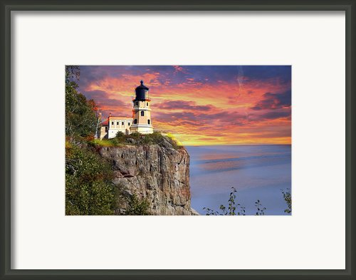 Sunrise Framed Print By Marty Koch