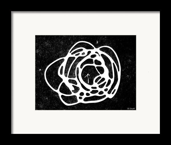 Super Nova Framed Print By Ed Smith