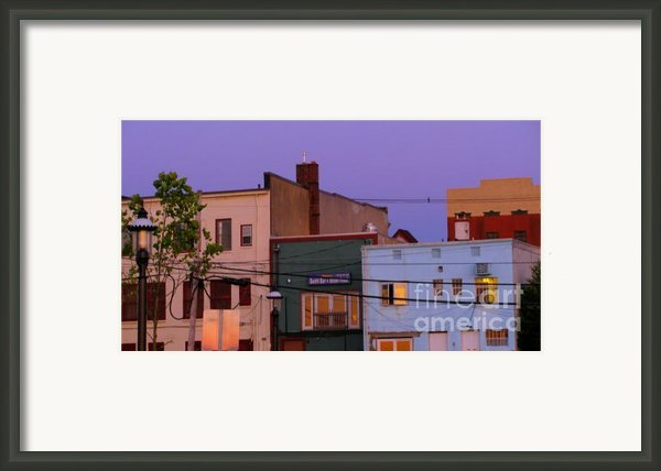 Sushi Tonight Framed Print By Colleen Kammerer