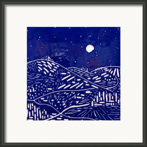 Sweet Night Framed Print By Jason Messinger