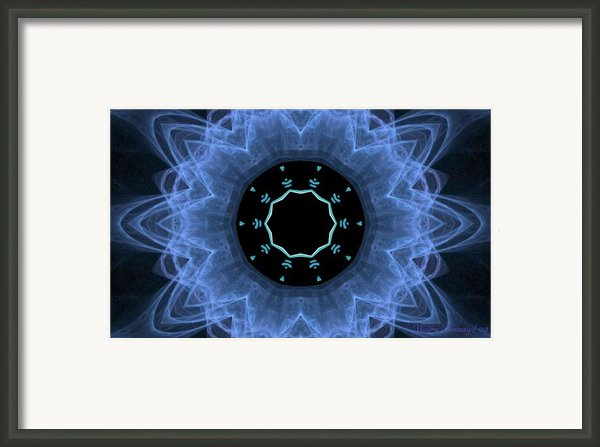 Table Of Hearts Framed Print By Wayne Bonney