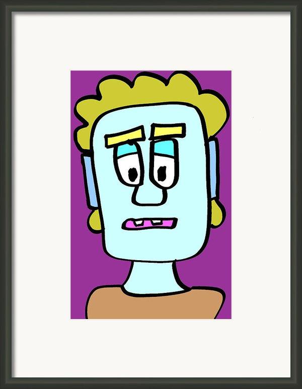 Tag Framed Print By Jera Sky