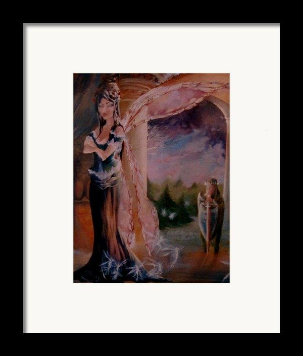 Tamlin Framed Print By Jackie Rock