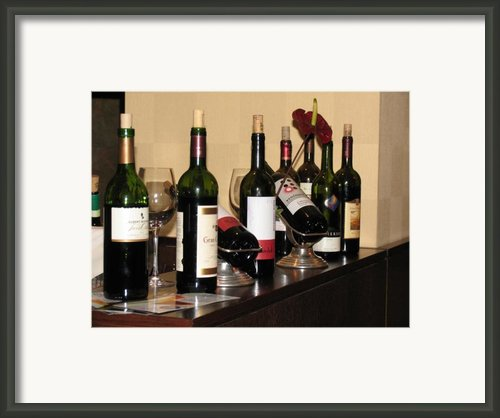 Tasty Collection Framed Print By Jutta B