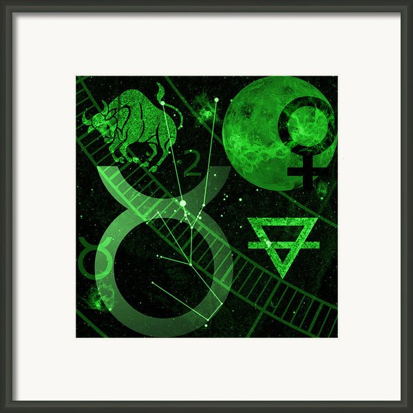 Taurus Framed Print By Jp Rhea