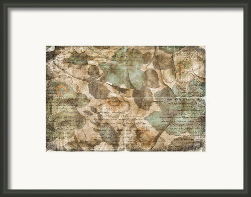 Teal Magnolia Framed Print By Marcie Adams Eastmans Studio Photography