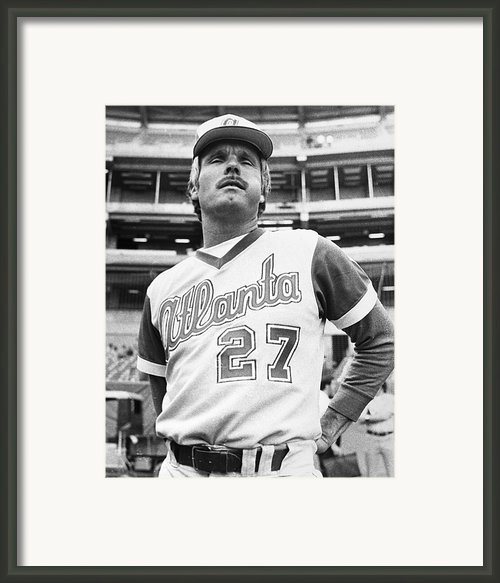 Ted Turner (1938- ) Framed Print By Granger