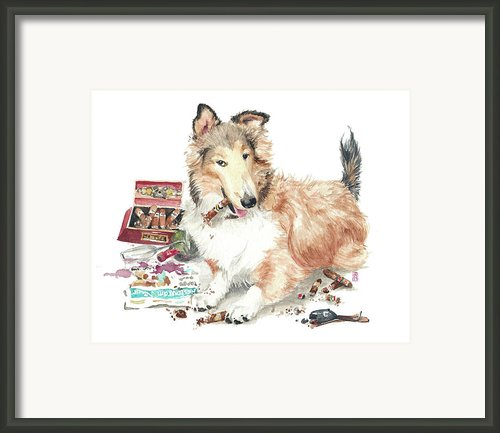 The Aficiondo Framed Print By Debra Jones
