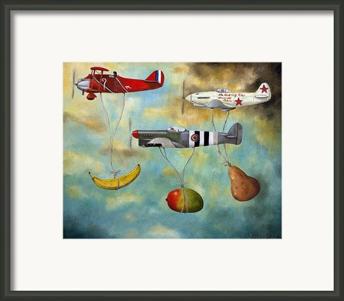 The Amazing Race 6 Framed Print By Leah Saulnier The Painting Maniac