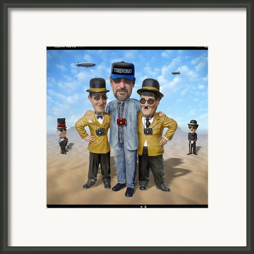 The Apprentice  Framed Print By Mike Mcglothlen