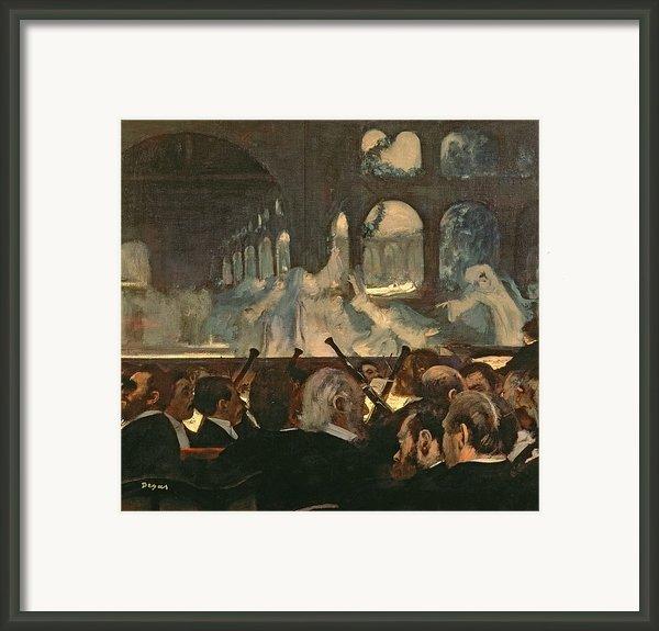 The Ballet Scene From Meyerbeer