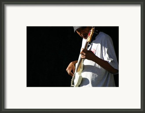 The Bassman Framed Print By Joe Kozlowski