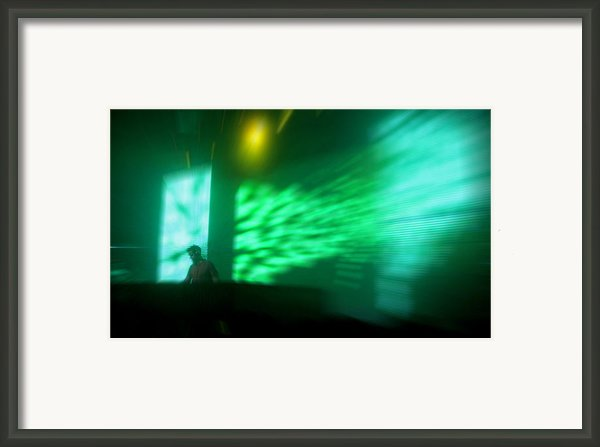 The Beat Goes On Framed Print By Kamil Swiatek