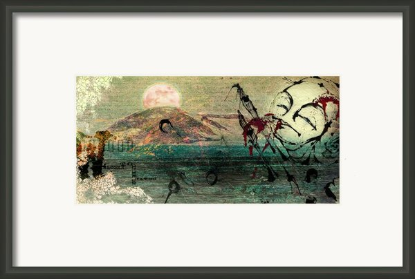 The Beginning  Framed Print By Mark M  Mellon