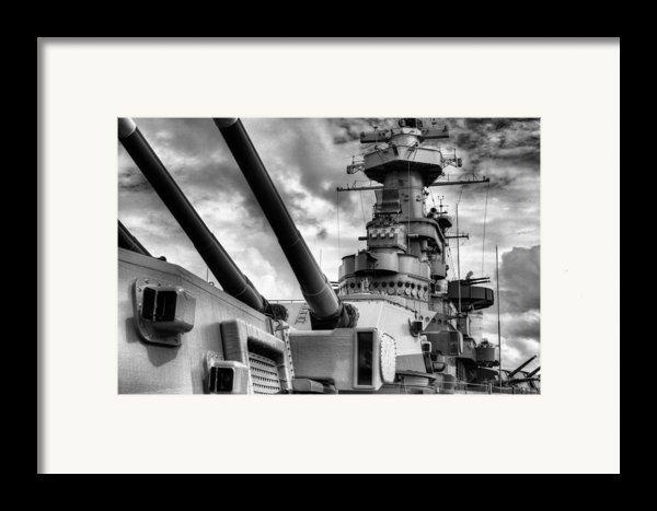 The Big Nc Framed Print By Jc Findley