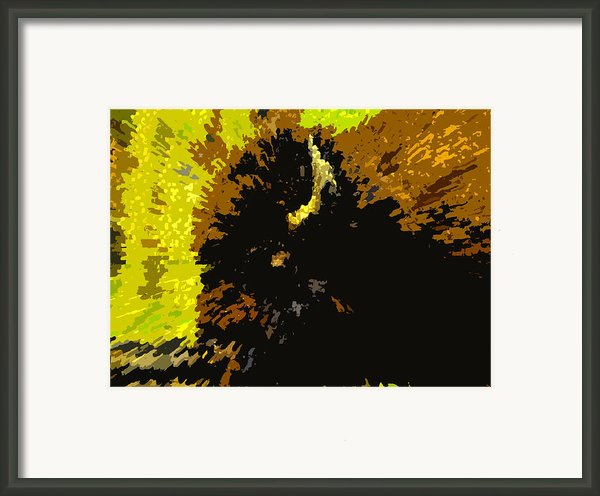 The Bison Hunt Framed Print By David Lee Thompson