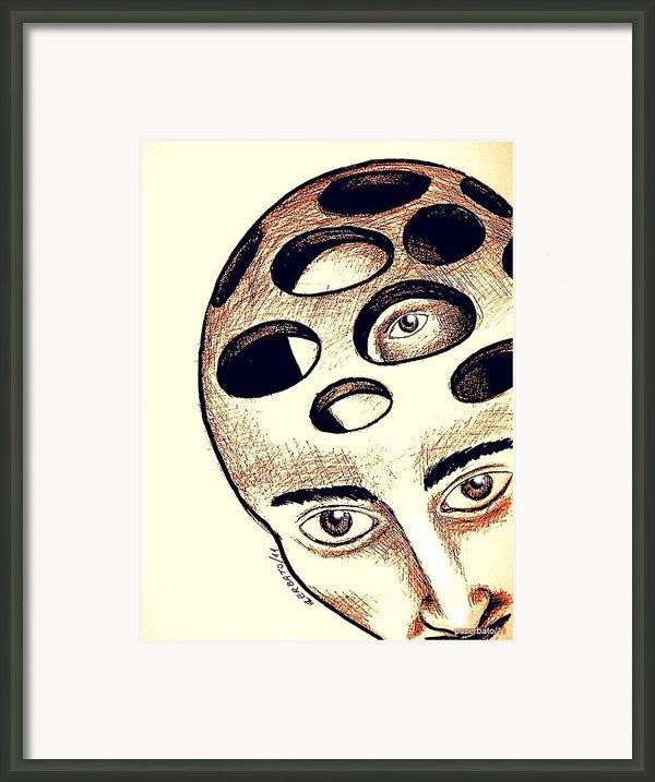 The Change Began Framed Print By Paulo Zerbato
