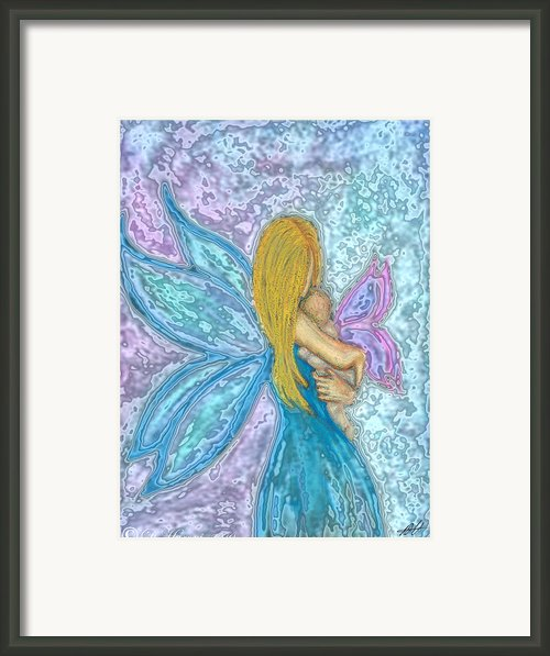 The Changeling Framed Print By Diana Haronis