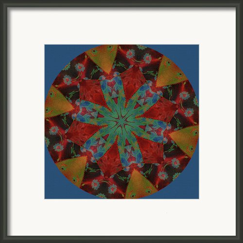 The Color Of Time Framed Print By Bonnie Bruno