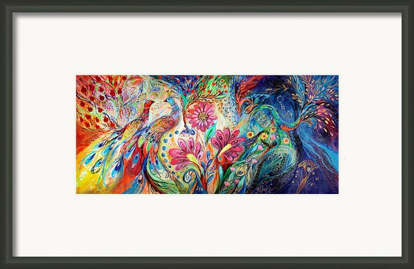 The Colors Of Day Framed Print By Elena Kotliarker
