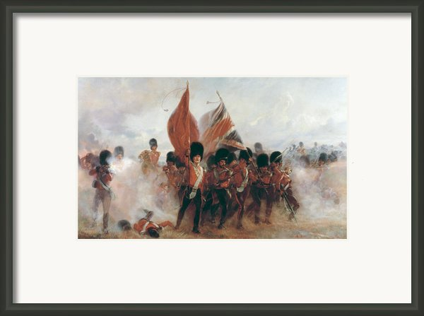 The Colours Framed Print By Elizabeth Southerden Thompson