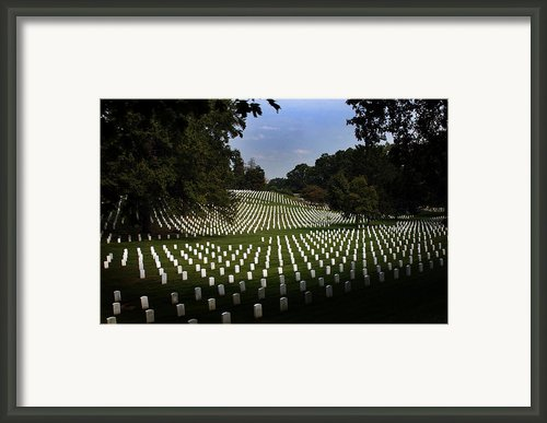 The Cost Framed Print By Greg And Chrystal Mimbs