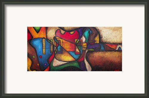 The Crazy Eight Framed Print By Darlene Keeffe