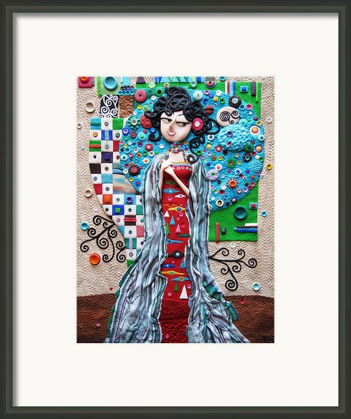 The Crush Framed Print By Tammy Durham