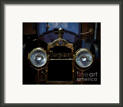 The Dagmar  Framed Print By Steven  Digman