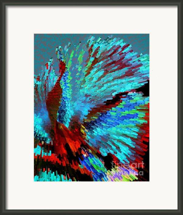 The Dance Framed Print By Gerlinde Keating - Keating Associates Inc