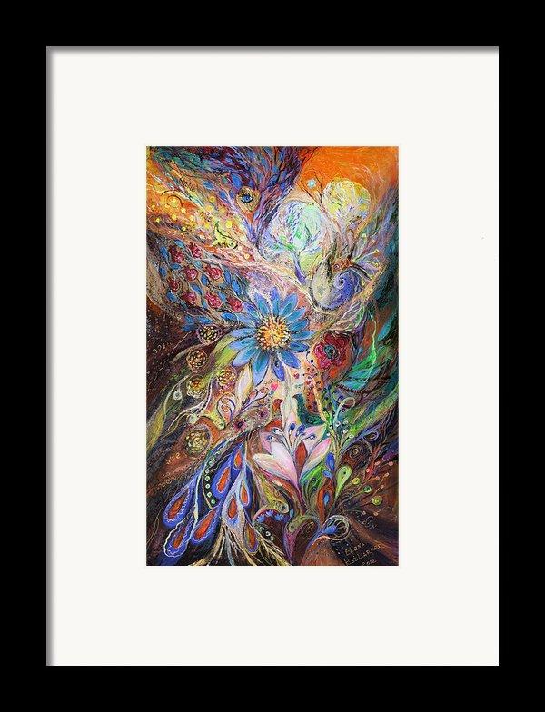 The Dance Of Light Framed Print By Elena Kotliarker