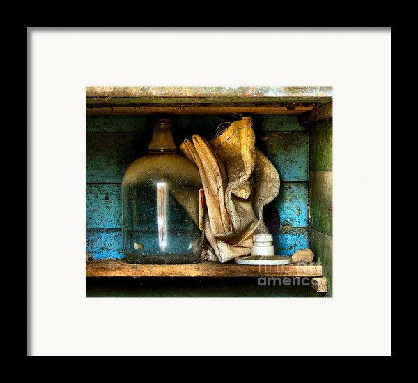 The Dust Gatherers Framed Print By Julie Dant