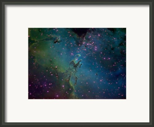 The Eagle Framed Print By Charles Warren