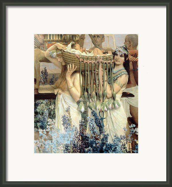 The Finding Of Moses By Pharaoh
