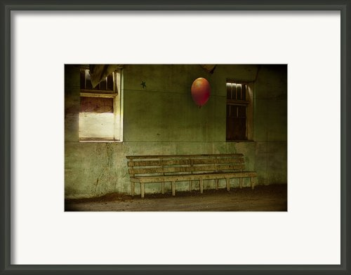 The Forgotten Party  Framed Print By Jerry Cordeiro
