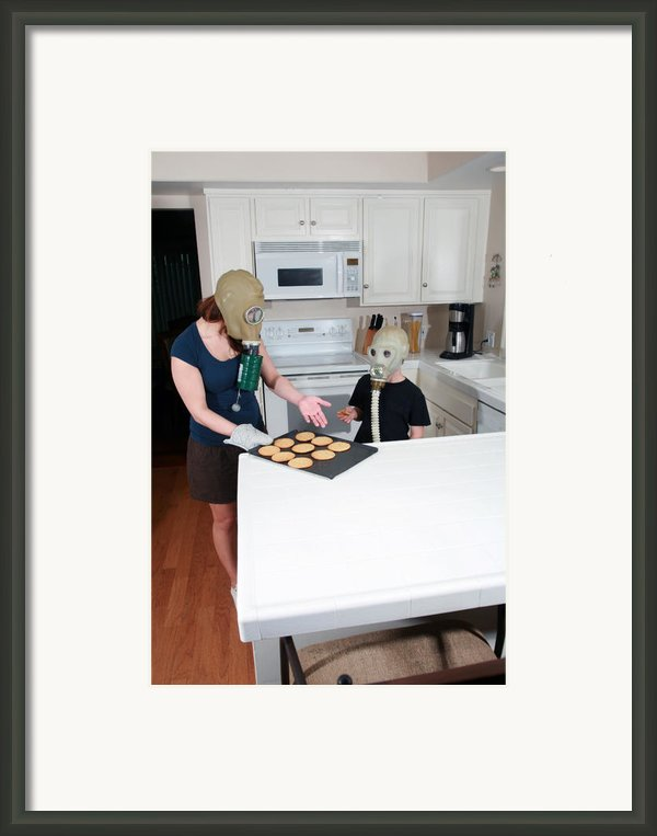 The Future Is Now Framed Print By Michael Ledray