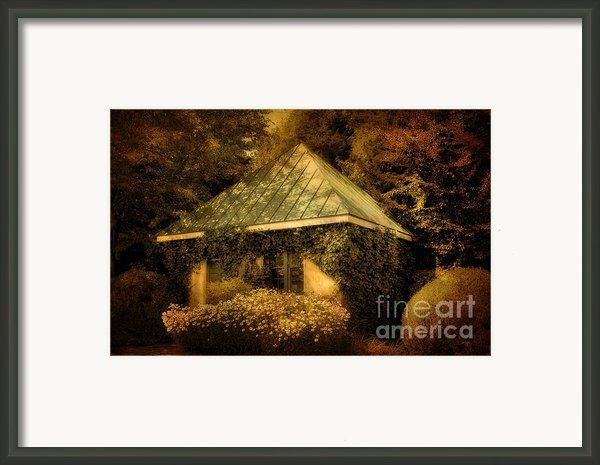 The Gatehouse Framed Print By Lois Bryan