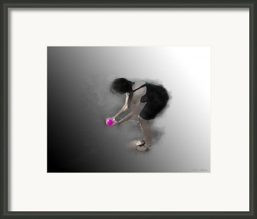 The Gift Framed Print By Sabine Stetson