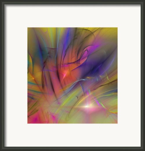 The Gloaming Framed Print By David Lane