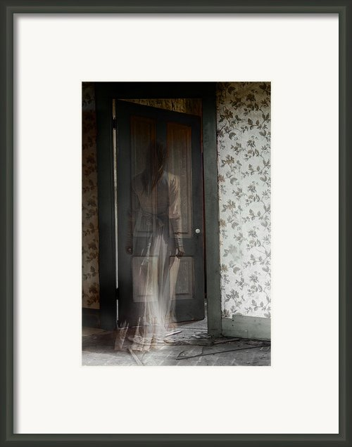 The Haunting Framed Print By Margie Hurwich
