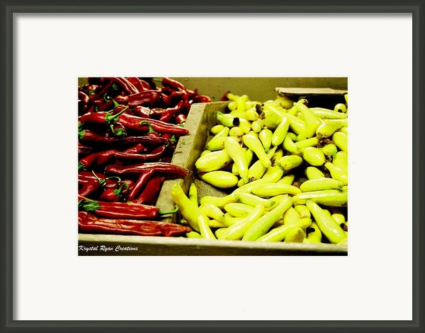 The Heat Framed Print By Laura Roberson Chavez