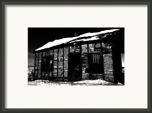 The Jones  Framed Print By Jerry Cordeiro