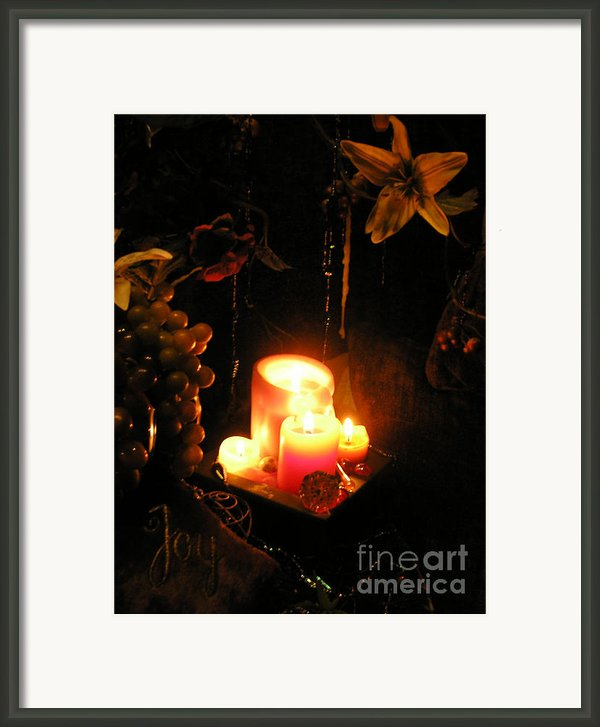 The Joy Of Light Framed Print By Anthony Wilkening