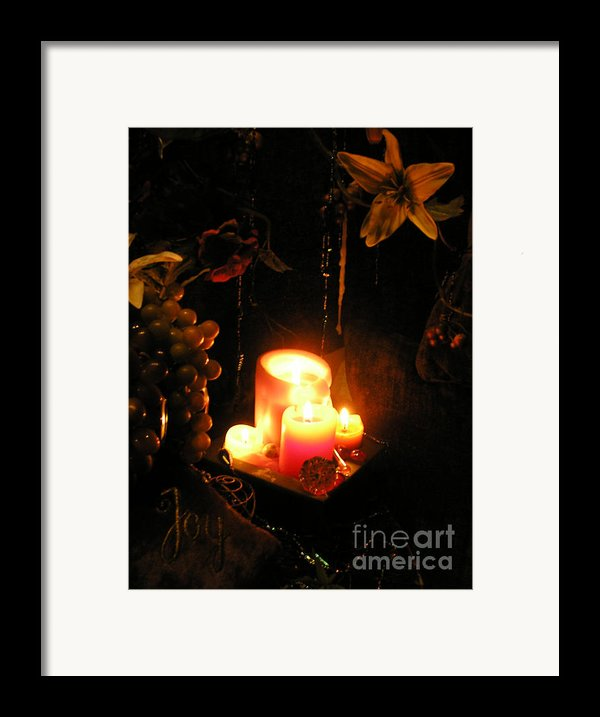 The Joy Of Light Framed Print By Anthony Wilkening