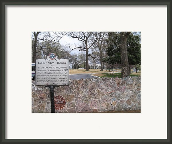 The Kings Land Framed Print By Jame Hayes