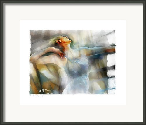 The Last Dance Framed Print By Bob Salo