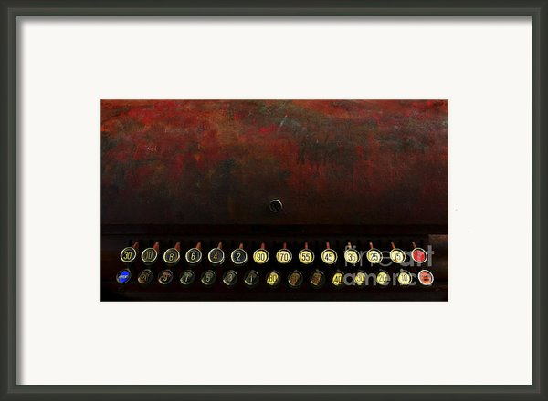 The Last Sale Framed Print By Paul Grand